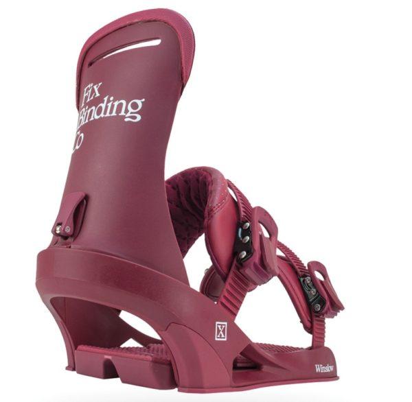 Fix Binding Co. Winslow Snowboard Binding-0