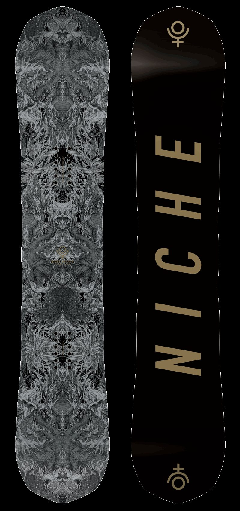 156 Aether Niche Snowboard-0
