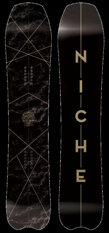 150 Pyre Niche Snowboard-0